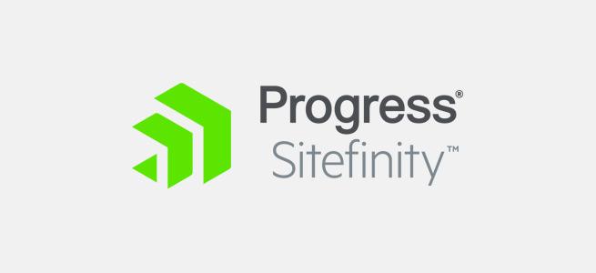 Progress Sitefinity logo