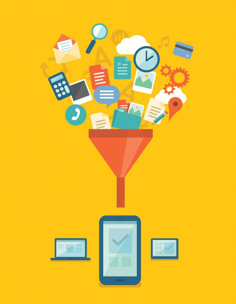 CMS simplification as large content is organized and optimized into an omnichannel platform